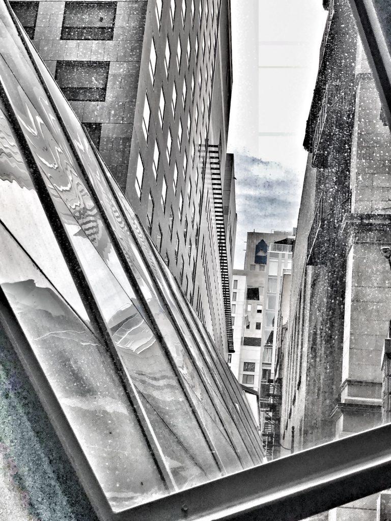 Glass city